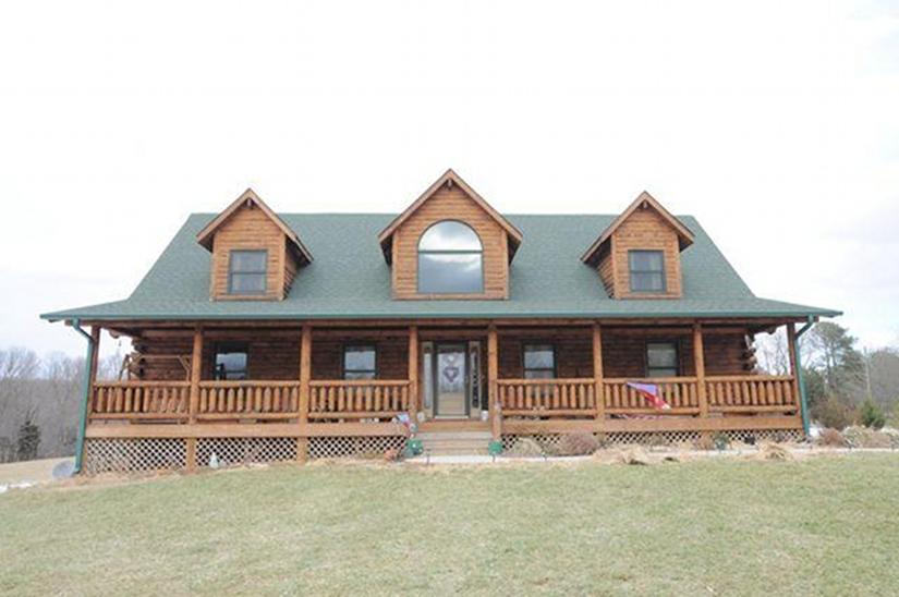 New home builder lynchburg central va construction inc for Home builders lynchburg va