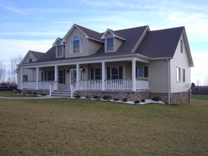 custom home builder Lynchburg